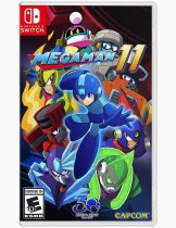 Купить Mega Man 11 [NSwitch]
