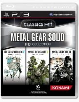 Купить Metal Gear Solid HD Collection [PS3]