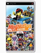 Купить ModNation Racers [PSP]