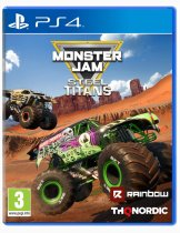 Купить Monster Jam Steel Titans [PS4]