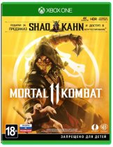 Купить Mortal Kombat 11 [Xbox One]