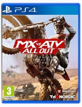 Купить MX vs ATV: All Out [PS4, PSVR]