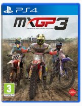 Купить MXGP 3: The Official Motocross Videogame [PS4]