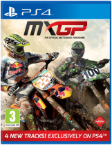 Купить MXGP - The Official Motocross Videogame [PS4]