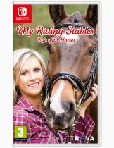 Купить My Riding Stables: Life With Horses [NSwitch]