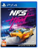 Купить Need for Speed Heat [PS4]