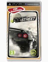 Купить Need for Speed ProStreet [PSP]