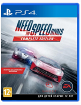 Купить Need for Speed Rivals[PS4]