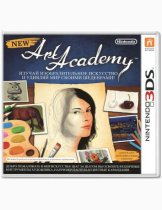 Купить New Art Academy [3DS] (англ. версия)