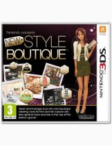 Купить New Style Boutique [3DS]