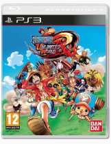 Купить One Piece: Unlimited World Red [PS3]