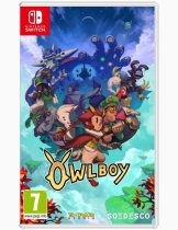 Купить Owlboy [Switch]