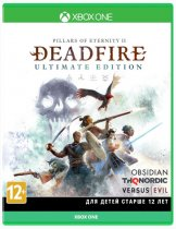 Купить Pillars of Eternity II: Deadfire - Ultimate Edition [Xbox One]