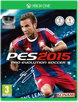 Купить Pro Evolution Soccer 2015 [Xbox One]