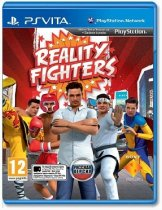 Купить Reality Fighters [PS Vita]