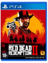 Купить Red Dead Redemption 2 [PS4]
