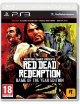 Купить Red Dead Redemption – Game of the Year Edition [PS3]