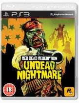 Купить Red Dead Redemption: Undead Nightmare [PS3]
