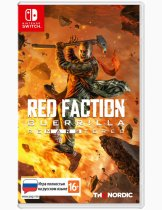 Купить Red Faction Guerrilla Re-Mars-tered [NSwitch]