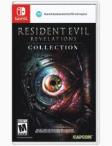 Купить Resident Evil Revelations - Collection (US) [NSwitch]