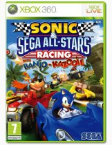 Купить Sonic & SEGA All-Stars Racing [X360]
