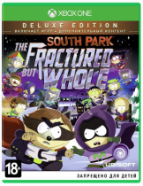 Купить South Park: The Fractured but Whole - Deluxe Edition [Xbox One]