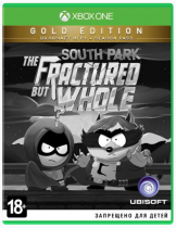 Купить South Park: The Fractured but Whole - Gold Edition [Xbox One]