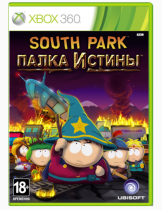 Купить South Park: Палка Истины (The Stick of Truth) [X360]