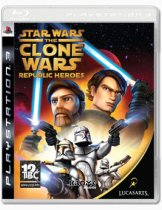 Купить Star Wars: The Clone Wars – Republic Heroes [PS3]