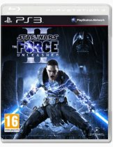Купить Star Wars: The Force Unleashed 2 [PS3]