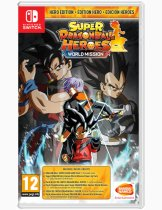 Купить Super Dragon Ball Heroes: World Mission - Hero Edition [NSwitch]