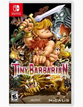 Купить Tiny Barbarian DX [Nswitch]