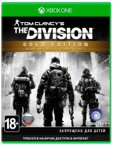 Купить Tom Clancy's The Division - Gold Edition [Xbox One]
