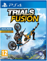 Купить Trials Fusion [PS4]
