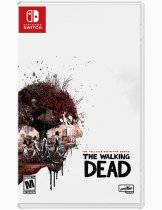 Купить Walking Dead All seasons Limited Edition Pack [NSwitch]