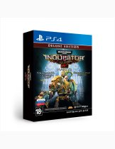 Купить Warhammer 40,000: Inquisitor - Martyr Deluxe Edition [PS4]