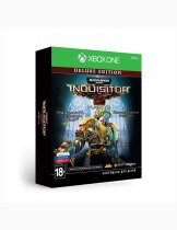 Купить Warhammer 40,000: Inquisitor - Martyr Deluxe Edition [Xbox One]