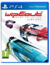 Купить WipEout Omega Collection [PS4]