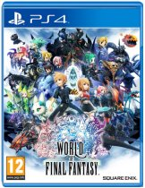 Купить World of Final Fantasy [PS Vita]