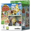 Animal Crossing: amiibo Festival +  2 фигурки amiibo (Isabele & Digby) [Wii U]
