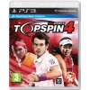 Top Spin 4 (Б/У) [PS3, PS Move]