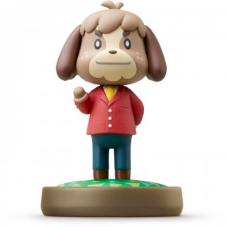 Диск Amiibo Дигби (Animal Crossing)