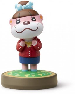 Диск Amiibo Лотти (Animal Crossing)