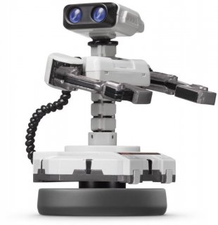 Диск Amiibo R.O.B. (Super Smash Bros)