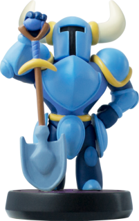 Диск Amiibo Shovel Knight