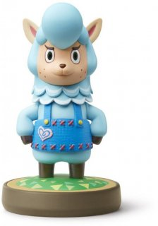 Диск Amiibo Сайрус (Animal Crossing)