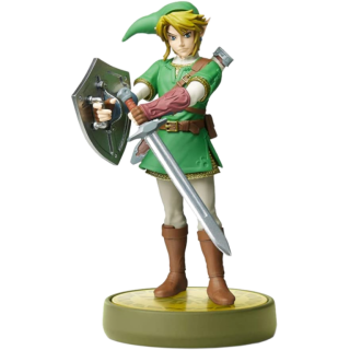 Диск Amiibo Линк (Twilight Princess)