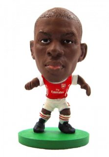 Диск Arsenal Abou Diaby - Home Kit