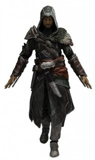 Диск Фигурка Assassin's Creed - Tricolore Ezio Auditore (15 см) - Series 5