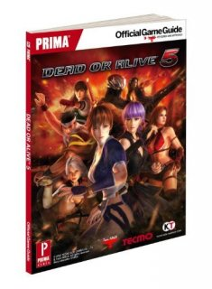 Диск Dead or Alive 5 Official Game Guide (Prima Official Game Guides) [Paperback]